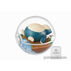Pokemon Center 2017 Re-Ment Terrarium Collection Series #1 Snorlax Figure (Version #3)