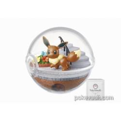 Pokemon Center 2017 Re-Ment Terrarium Collection Series #1 Eevee Figure (Version #6)