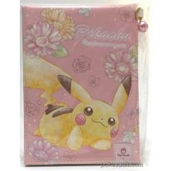 Pokemon Center 2017 Espeon & Umbreon Flowers Campaign Pikachu Compact Mirror