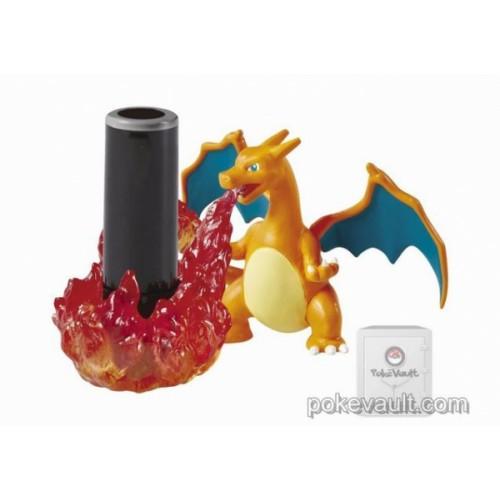 Pokemon Center 2017 Re-Ment Desktop Figure Series #2 Charizard (Inkan Stamp Stand)