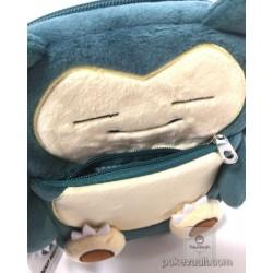 Pokemon Center 2017 Snorlax Plush Shoulder Pouch