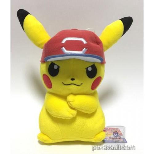 Pokemon 2017 Banpresto UFO Game Catcher Prize Ash Pikachu Large Size Plush Toy