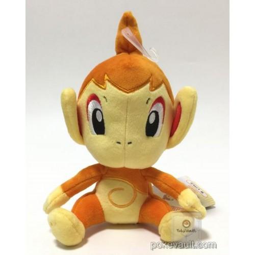 Pokemon 2017 San-Ei All Star Collection Chimchar Plush Toy