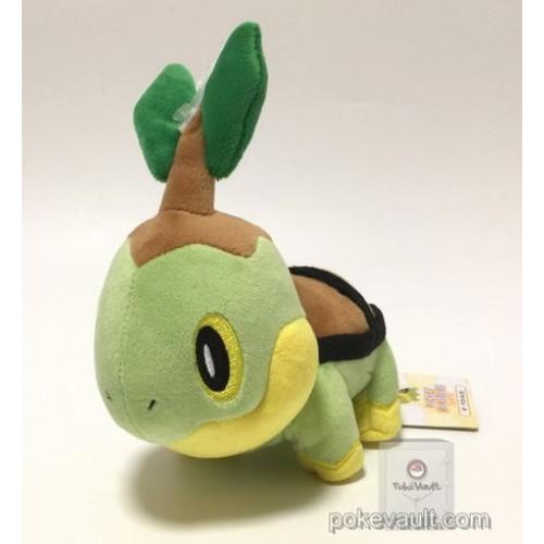 Pokemon 2017 San-Ei All Star Collection Turtwig Plush Toy