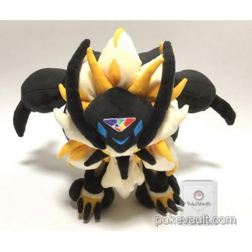 Pokemon Center 2017 Dusk Mane Necrozma Plush Toy