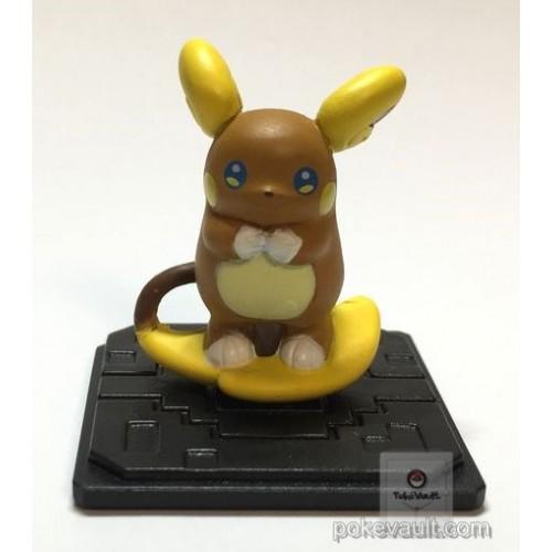 Pokemon 2017 Takara Tomy Moncolle Get Series Alola Legend Alolan Raichu Figure