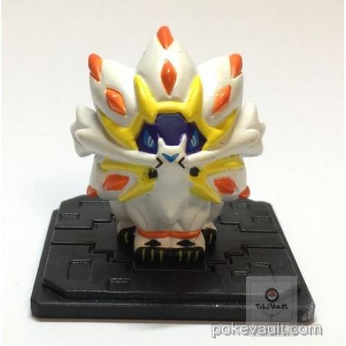 Pokemon 2017 Takara Tomy Moncolle Get Series Alola Legend Solgaleo Figure