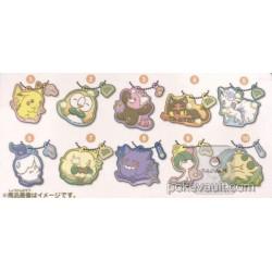 Pokemon Center 2018 Oteire Please Campaign Gengar Acrylic Plastic Keychain (Version #8)