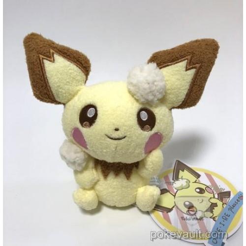 Pokemon Center 2018 Oteire Please Campaign Pichu Plush Toy