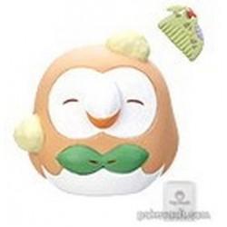 Pokemon Center 2018 Oteire Please Campaign Rowlet Gashapon Figure