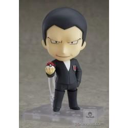 Pokemon Center Online 2018 Giovanni Mewtwo Nendoroid Figure (Normal Version)
