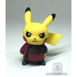 Pokemon Center 2018 Rainbow Rocket Campaign Team Magma Maxie Pikachu Gashapon Figure