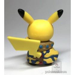 Pokemon Center 2018 Rainbow Rocket Campaign Team Plasma Ghetsis Pikachu Gashapon Figure