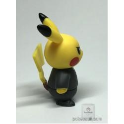 Pokemon Center 2018 Rainbow Rocket Campaign Team Rocket Giovanni Pikachu Gashapon Figure