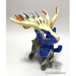 Pokemon Center 2018 Rainbow Rocket Campaign Team Flare's Xerneas Plush Toy