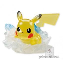 Pokemon 2018 Bandai Hissatsu Kimewaza Pokemotion Series #1 Pikachu Figure