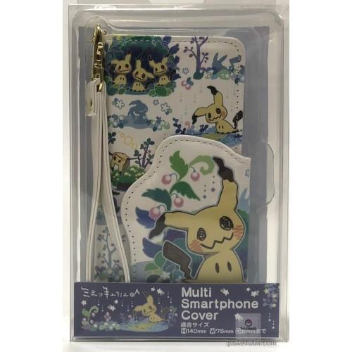 Pokemon Center 2018 It's Mimikyu Campaign Mimikyu Pikachu Multi Smart Phone Cover