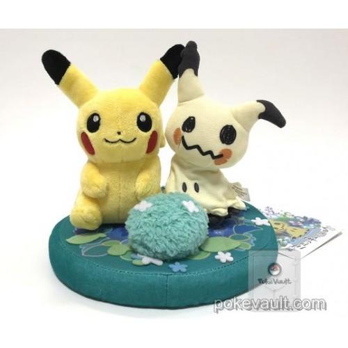 Pokemon Center 2018 Its Mimikyu Campaign Mimikyu Pikachu Diorama Plush Toy