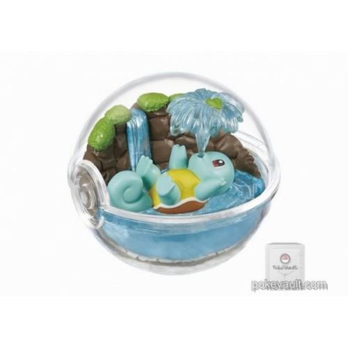 Pokemon Center 2018 Re-Ment Terrarium Collection Series #2 Squirtle Figure (Version #2)