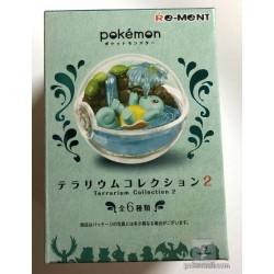 Pokemon Center 2018 Re-Ment Terrarium Collection Series #2 Psyduck & Poliwag Figure (Version #4)