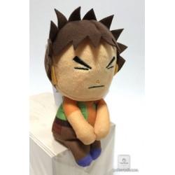 Pokemon 2018 Takara Tomy Chokkori San Brock Small Plush Toy