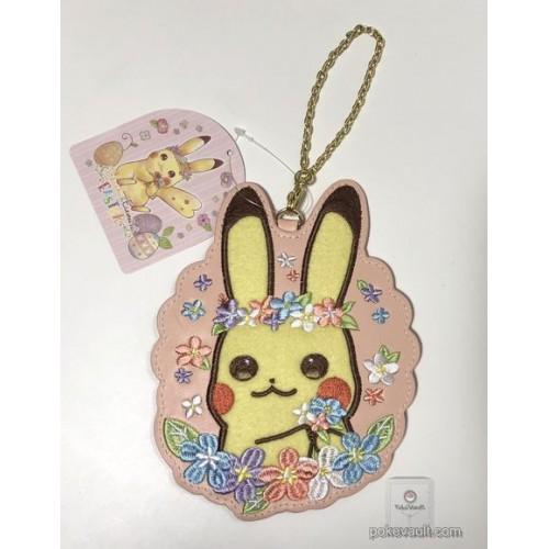 Pokemon Center 2018 Easter Campaign Pikachu Train Pass Case