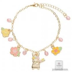 Pokemon Center 2018 Easter Campaign Pikachu Charm Bracelet