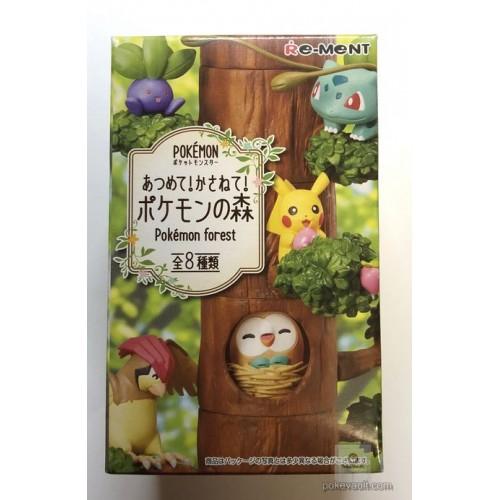 Pokemon Center 2018 Re-Ment Pokemon Forest Vol. 1 RANDOM Figure
