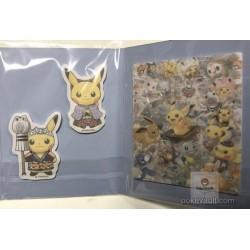 Pokemon Center Tokyo DX 2018 Grand Opening Pikachu & Friends Post It Notes