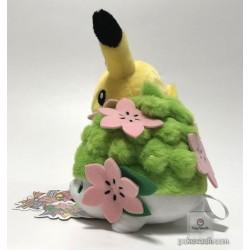 Pokemon Center 2018 20th Anniversary Campaign #1 Pikachu Shaymin Plush Toy