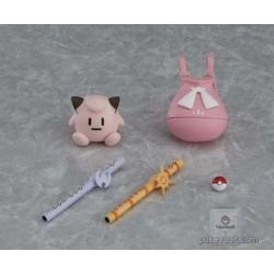 Pokemon Center Online 2018 Lillie Cosmog Clefairy Figma Action Figure (GoodSmile Version)