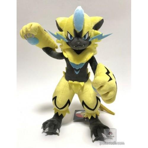 Pokemon Center 2018 Zeraora Plush Toy