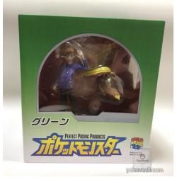 Pokemon Center 2016 Perfect Posing Products Green Pidgeot Figure