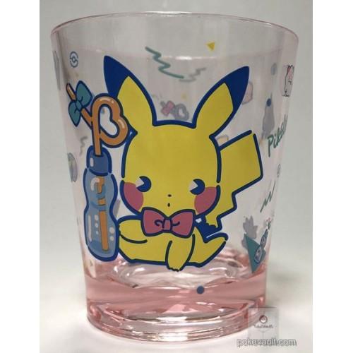 Pokemon Center 2018 Saiko Soda Campaign Pikachu Plastic Cup