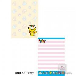 Pokemon Center 2018 Pokedolls Campaign Bulbasaur Charmander Squirtle & Friends Memo Pad