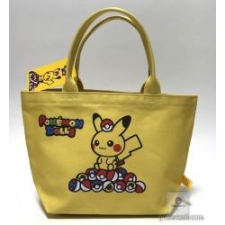 Pokemon Center 2018 Pokedolls Campaign Pikachu Small Tote Bag