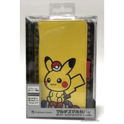Pokemon Center 2018 Pokedolls Campaign Pikachu Multi Smart Phone Cover