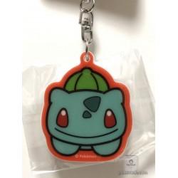 Pokemon Center 2018 Pokedolls Campaign Bulbasaur Acrylic Plastic Keychain
