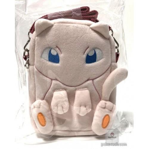 Pokemon Center 2018 Mew Plush Shoulder Pouch