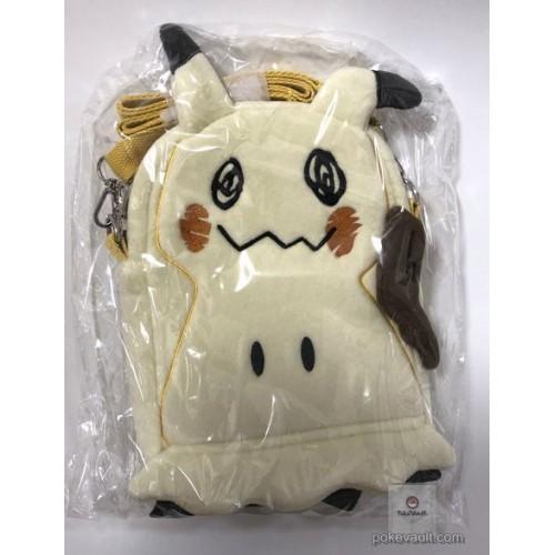 Pokemon Center 2018 Mimikyu Plush Shoulder Pouch