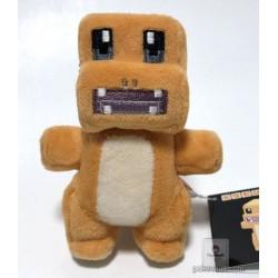 Pokemon Center 2018 Pokemon Quest Campaign Charmander Mascot Plush Keychain