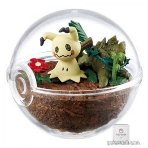 Pokemon Center 2018 Re-Ment Terrarium Collection EX Alola Series Mimikyu Figure (Version #4)
