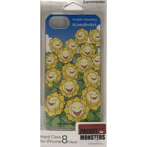 Pokemon Center 2018 Sunflora iPhone 6/6s/7/8 Mobile Phone Hard Cover