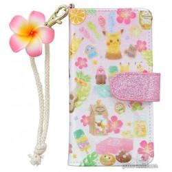 Pokemon Center 2018 Pokemon's Tropical Sweets Campaign Pikachu Eevee Lapras & Friends Multi Smart Phone Cover