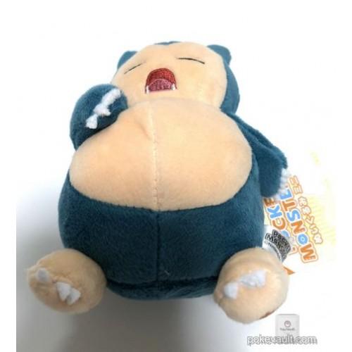 Pokemon 2018 San-Ei All Star Collection Snorlax Mini Plush Toy
