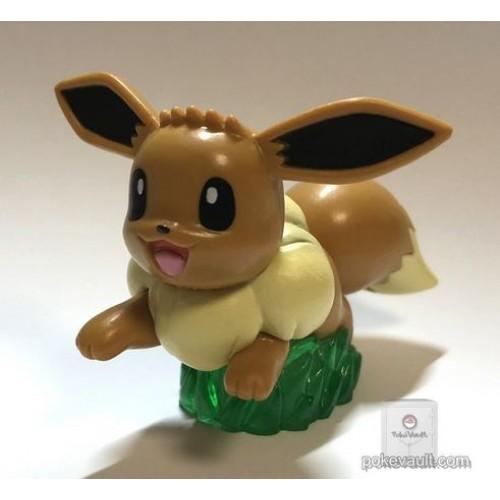 Pokemon 2018 Takara Tomy Everyone's Story Movie Version Eevee Style Figure