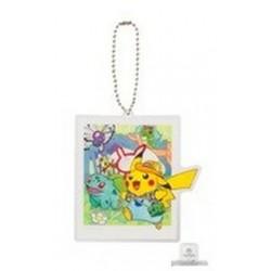 Pokemon Center 2018 Pokemon Summer Life Campaign RANDOM Acrylic Plastic Keychain