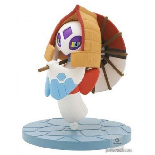 Pokemon Center 2018 Hyaku Poke Yako Campaign Froslass Figure (Version #4)
