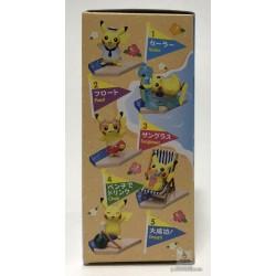 Pokemon Center 2018 Pikachu Seaside Series Pikachu Sandygast Figure (Version #8 Sand)