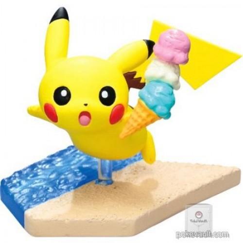 Pokemon Center 2018 Pikachu Seaside Series Pikachu Figure